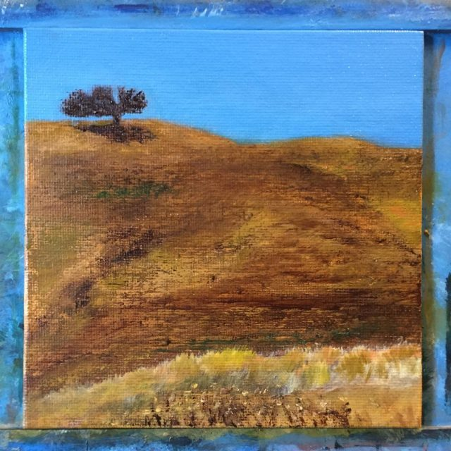 this 6x6 mini is on the easel this afternoon! hellip